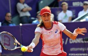 Monica Niculescu s-a calificat în semifinalele turneului WTA de la Guangzhou