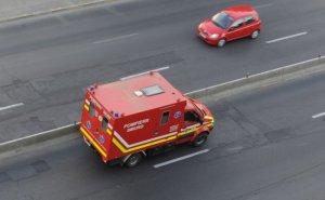 Ambulanţe amendate pentru că au circulat fără rovinietă, cu toate că sunt scutite de taxa de drum