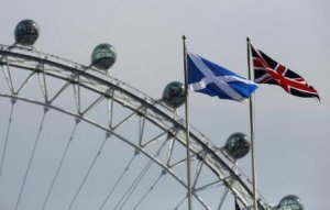 Străzile din Scoția au amuțit după respingerea independenței