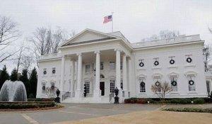 Secret Service ar putea verifica turiştii înainte de intrarea în zonele publice din faţa Casei Albe