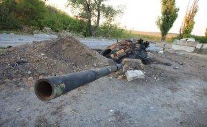 Separatiştii din estul Ucraine susţin că au descoperit o posibilă groapă comună