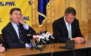 Crin Antonescu: Nu îl susţin pe Iohannis la prezidenţiale