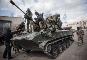 NATO susține că sute de militari ruși și membri ai trupelor speciale se află în continuare în Ucraina