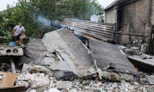 Confruntări în Ucraina. 10 morţi în bombardamente la Doneţk, în prima zi de şcoală