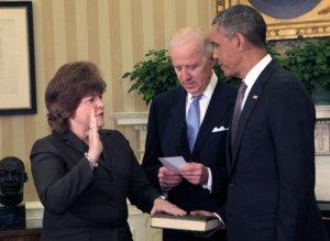 Julia Pierson, directoarea Secret Service, serviciul de elită însărcinat cu protecţia preşedintelui Statelor Unite, a demisionat
