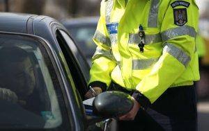 Poliţist lovit cu maşina de un şofer nervos. Incidentul a avut în Bucureşti
