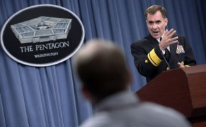 Pentagon: Kurzii controlează cea mai mare parte a oraşului sirian Kobane