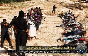 """Statul Islamic, acuzaţi de tentativă de genocid. """"Atrocităţile pot fi descrise cu greu"""""""