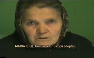 Bunica celor trei copii înfiaţi, mesaj pentru Traian Băsescu