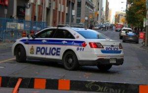 Un bărbat reţinut la Ottawa, la câţiva metri de premier