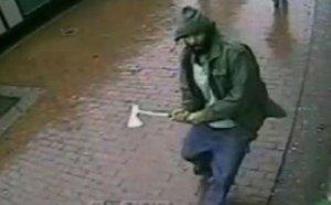 """Atacul cu toporul comis asupra poliţiştilor din New York, calificat """"act terorist"""""""