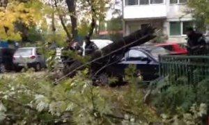 Codul galben de vânt, extins în Bucureşti şi alte 14 judeţe până la ora 14