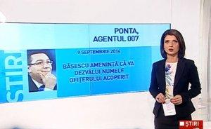 Iohannis şase case, Ponta 007 şi indecenţa Elenei Udrea în afişele electorale, subiectele unei campanii electorale atipice