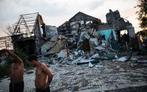 Peste 824.000 de oameni şi-au părăsit casele din cauza conflictului din Ucraina