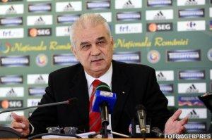 Răzvan Burleanu l-a propus oficial pe Anghel Iordănescu pentru funcţia de selecţioner al echipei naţionale