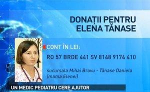 Un medic pediatru cere ajutor. Doctoriţa are nevoie de 50.000 de euro pentru o operaţie