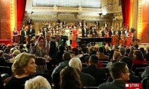 Regele Mihai, sărbătorit la 93 de ani printr-un concert la Ateneul Român