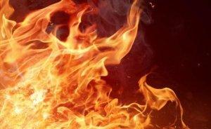 Incendiu puternic în clădirea Ateneului din Iaşi. Nu există victime