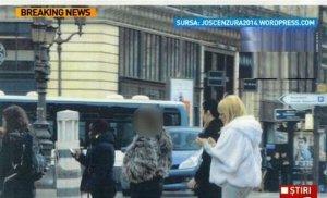 Udrea, despre fotografiile cu ea şi Alina Bica, la Paris: Este un filaj al serviciilor