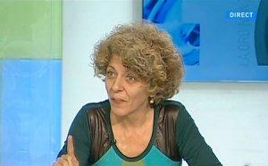 Adina Anghelescu: Mă frapează să observ că, de la începutul acestei campanii electorale, miza a fost SIE