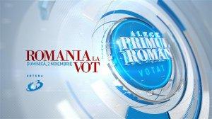 Află de la Antena 3 tot ce se întâmplă în ziua alegerilor prezidenţiale