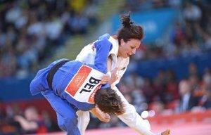 Andreea Chiţu şi Corina Căprioriu, medalie de ARGINT, respectiv BRONZ, la Grand Prix IJF de la Abu Dhabi