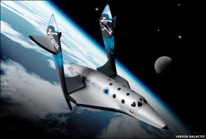Vehiculul spaţial construit de Virgin Galactic pentru turism în spaţiu S-A PRĂBUŞIT