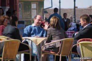 """Băsescu, la intrarea în CCR: """"Am sentimentul că se ÎNCHEIE o perioadă din viaţa mea"""""""