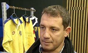Ajutor pentru fostul internaţional Petre Mitu. Rugby-istul a fost atins de o boală cruntă