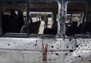 Cel puţin 50 de morţi într-un atentat sinucigaş produs în estul Afganistanului