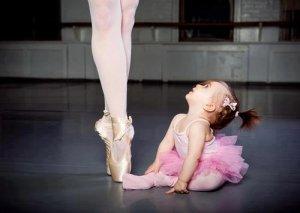 Numai de bine: Baletul, înaintea alfabetului