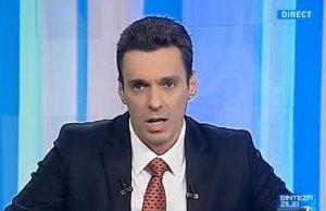 Mircea Badea: Îţi dai seama că după intervenţia lui Băsescu la televizor, au îngheţat toţi?