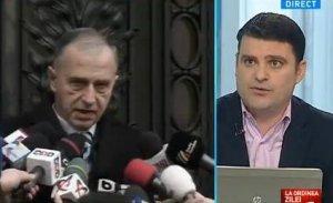 Radu Tudor: Geoană şi Vanghelie s-au situat de la începutul mandatului lui Ponta în plan opus. Şova va fi reprimit în partid