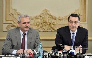 Viitorul PSD-ului se decide astăzi. Ponta şi Dragnea au refuzat să facă declaraţii la intrarea în sediu. Prima reuniune a conducerii partidului, după prezidenţiale
