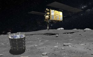Japonezii trimit în COSMOS o navetă spaţială care va MINA un asteroid