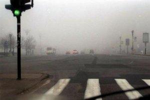 Atenţionări de ceaţă pentru zona Dobrogei şi 20 de judeţe din Oltenia, Muntenia şi Moldova, inclusiv autostrada A2
