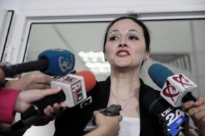 Băsescu: Am dat-o în bară cu numirea Alinei Bica