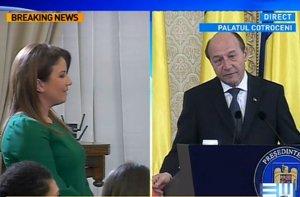 Băsescu dă vina pe Antena 3 pentru faptele penale ale fratelui său