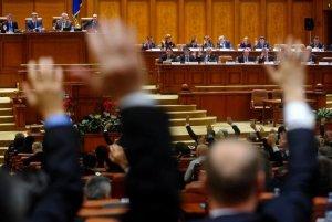 Bugetul pe 2015 a fost adoptat de Parlament