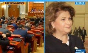 Ministrul Muncii, Rovana Plumb, despre pensiile şi salariile românilor în 2015