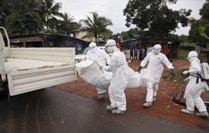 OMS: Bilanţul epidemiei de Ebola a ajuns la 7.518 morţi