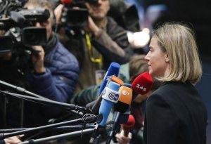 Reuniune extraordinară a miniştrilor de Externe din statele UE, joi, pe tema crizei din Ucraina