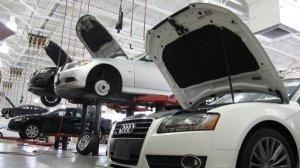 Volkswagen recheamă 80.000 de maşini Audi pentru reparaţii la sistemul de injecţie