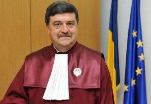 Preşedintele CCR: Toni Greblă nu va mai participa la activitatea de judecată. Intră în concediu