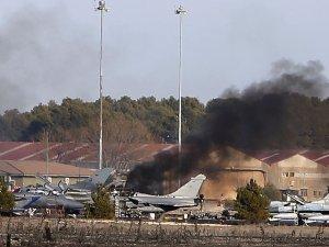 Tragedie aviatică pe o bază militară NATO. 10 militari au murit, după ce un F-16 s-a prăbuşit la decolare