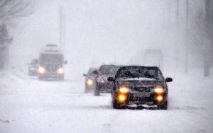 O puternică furtună de zăpadă a provocat probleme în Ungaria