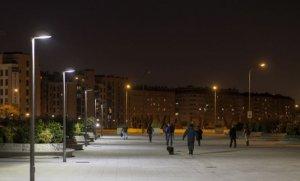 Mai puţină poluare şi costuri mai mici. Întregul sistem de iluminat stradal din Madrid, realizat cu tehnologia LED