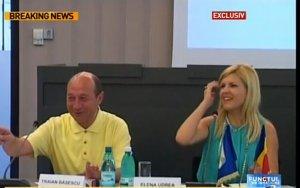 Punctul de Întâlnire. Traian Băsescu, interceptat de SRI şi DNA