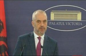 Premierul Albaniei solicită din nou României recunoaşterea provinciei Kosovo ca stat independent