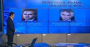 Punctul de întâlnire. Guvernarea penală Băsescu-Boc spre închisoare
